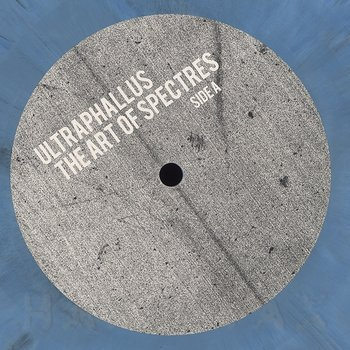 Cover art - Ultraphallus: The Art Of Spectres
