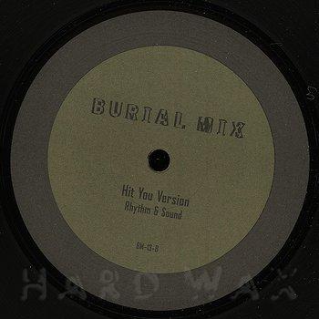 Cover art - Rhythm & Sound w/ Jah Batta: Music Hit You