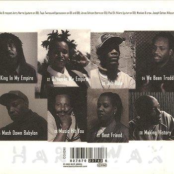 Cover art - Rhythm & Sound: w/ the artists