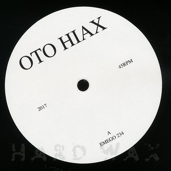 Cover art - Oto Hiax: Oto Hiax
