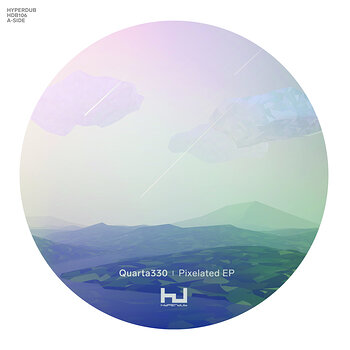 Cover art - Quarta 330: Pixelated EP