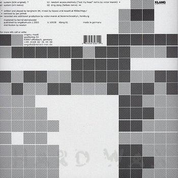 Cover art - Bergheim 34: System