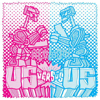 Cover art - Recloose: Us vs. Us
