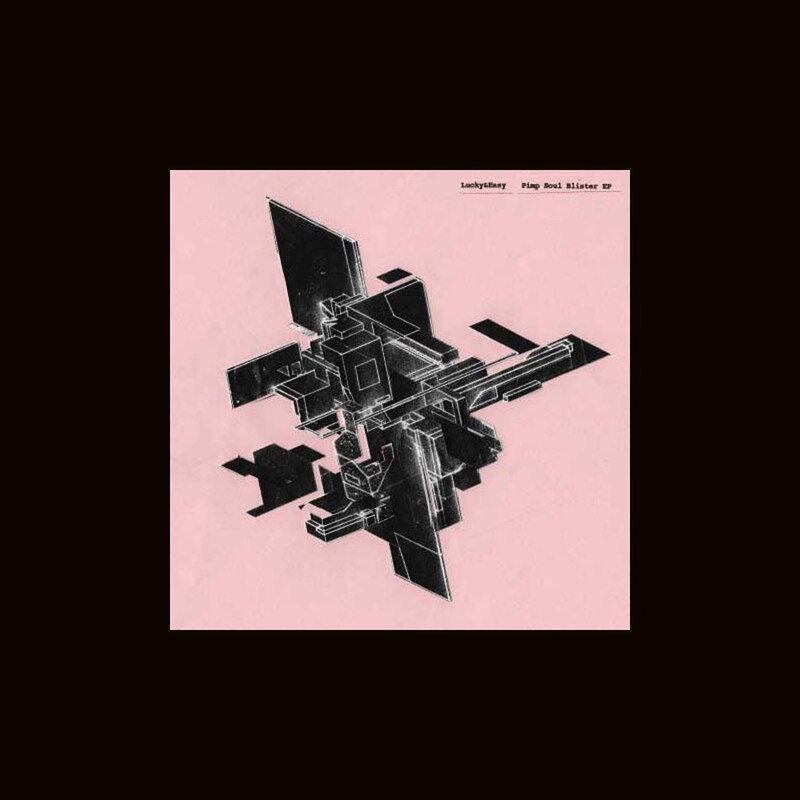 Cover art - Lucky & Easy: Pimp Soul Blister EP