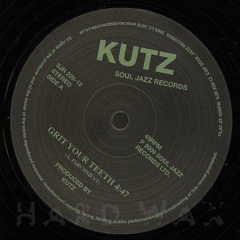Cover art - Kutz: Grit Your Teeth