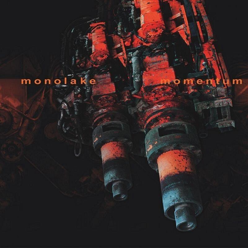 Cover art - Monolake: Momentum