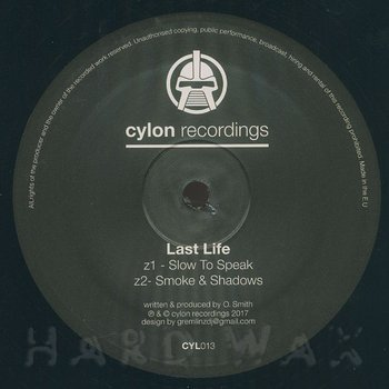 Cover art - Last Life: Nether Regions