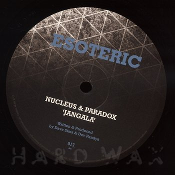 Cover art - Nucleus & Paradox: Take You There