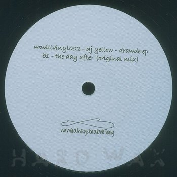 Cover art - DJ Yellow: Drawde EP
