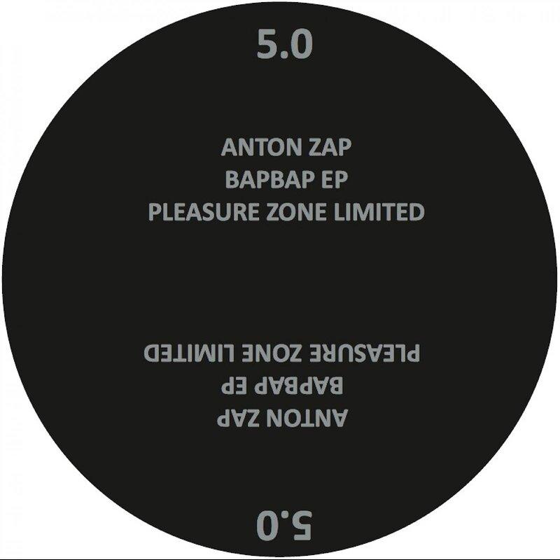Cover art - Anton Zap: Bapbap EP