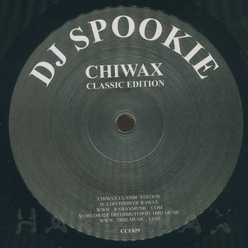 Cover art - DJ Spookie: What