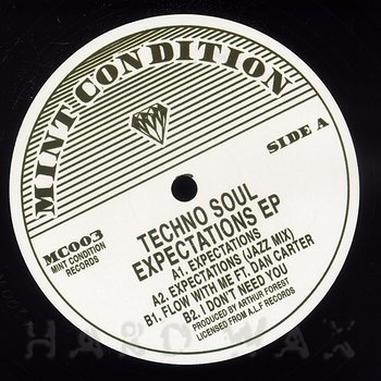 Cover art - Techno Soul: Expectations