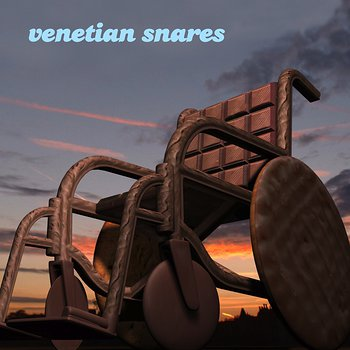 Cover art - Venetian Snares: Chocolate Wheelchair