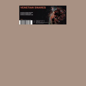 Cover art - Venetian Snares: Einstein-Rosen Remixes