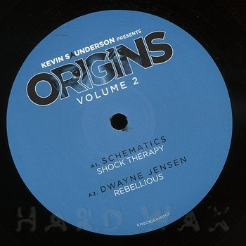 Cover art - Various Artists: KMS Origins Vol. 2
