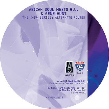 Cover art - Abicah Soul meets G.U. & G. Hunt: Alternate Routes
