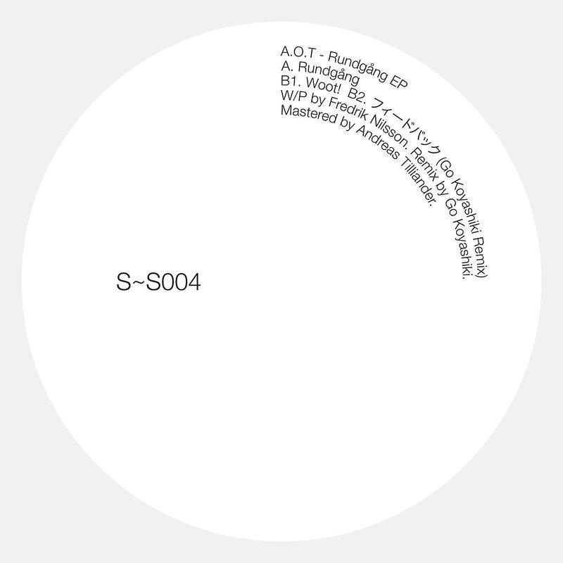 Cover art - A.O.T: Rundgång EP