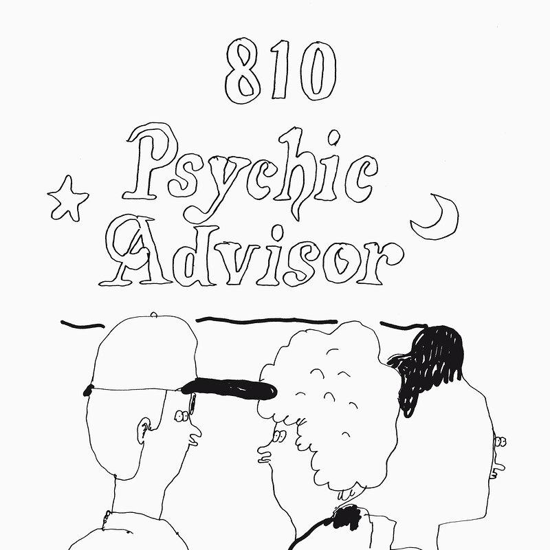 Cover art - Various Artists: Psychic Advisor