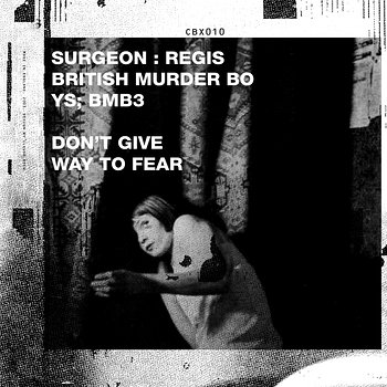 Cover art - British Murder Boys: Don't Give Way To Fear