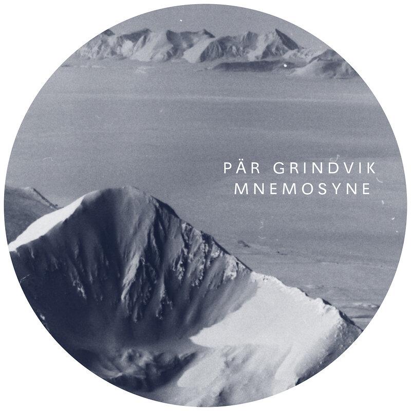 Cover art - Pär Grindvik: Mnemosyne