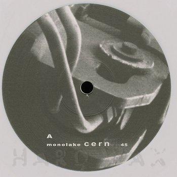 Cover art - Monolake: Cern