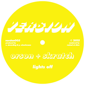 Cover art - Orson + Skratch: Nucleus