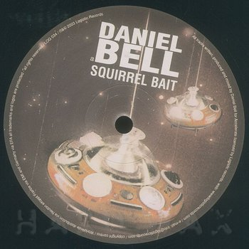 Cover art - Daniel Bell: Blip, Blurp, Bleep EP