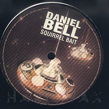 Cover art - Daniel Bell: Squirrel Bait