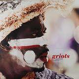 Cover art - Gerald Cleaver: Griots
