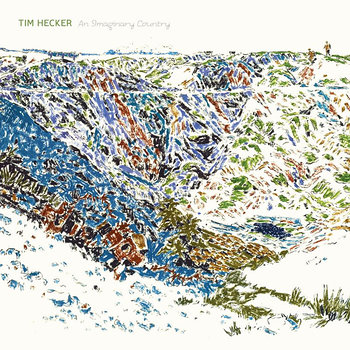 Cover art - Tim Hecker: An Imaginary Country