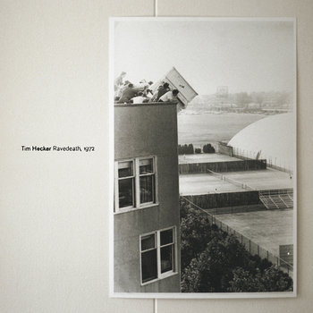Cover art - Tim Hecker: Ravedeath, 1972