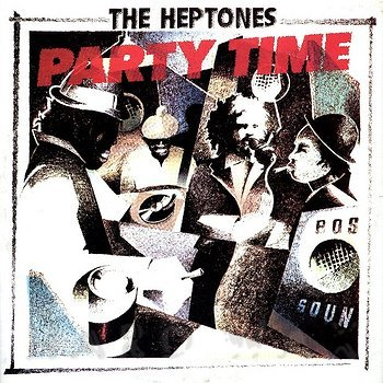 Cover art - The Heptones: Party Time