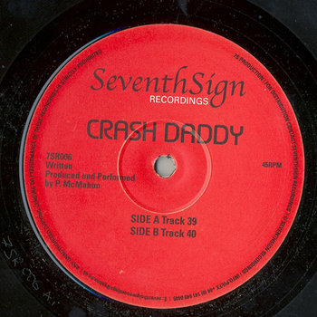 Cover art - Crash Daddy: Track 39