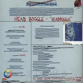 Cover art - Head Boggle: Headboggle