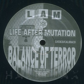 Cover art - L.A.M.: Balance Of Terror EP