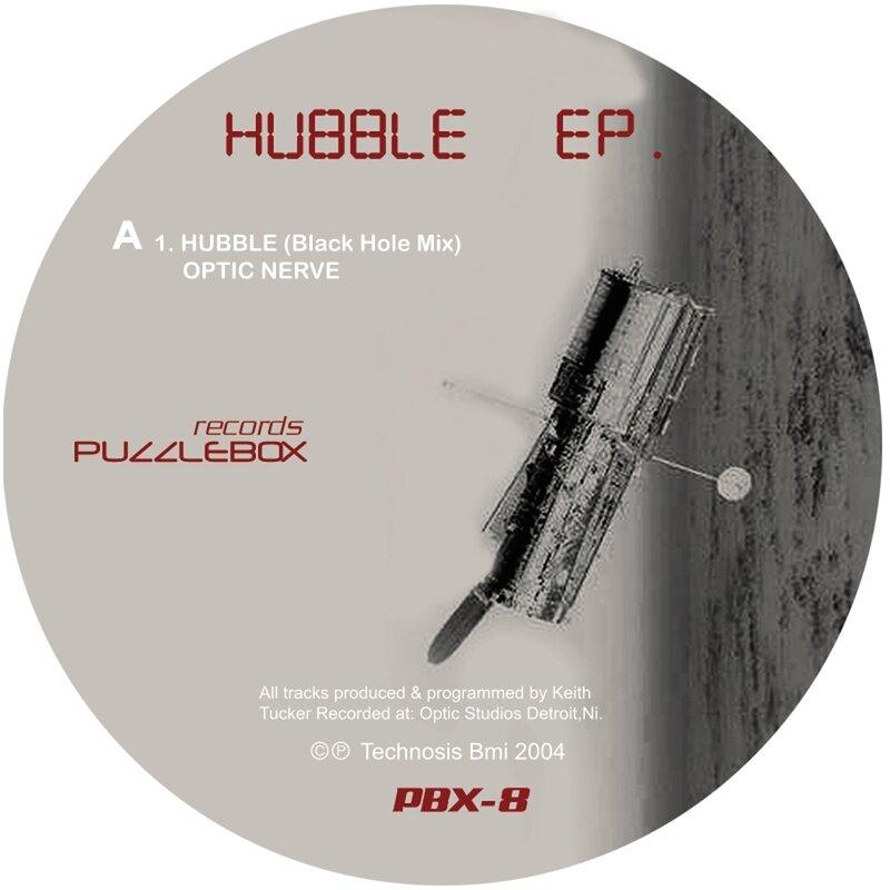 Cover art - Optic Nerve: Hubble EP