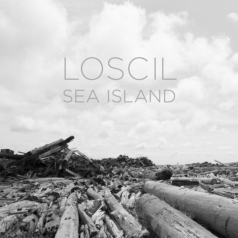 Cover art - Loscil: Sea Island