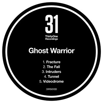 Cover art - Ghost Warrior: Fracture