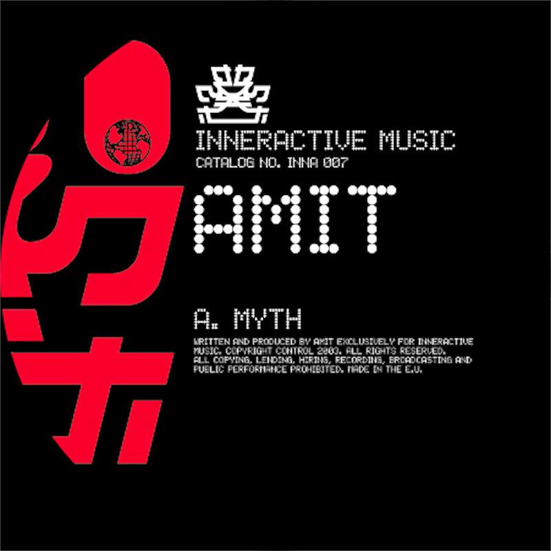 Cover art - Amit: Myth / The Tube