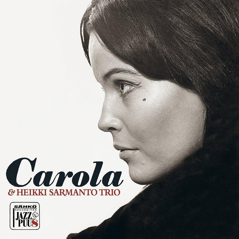 Cover art - Carola & Heikki Sarmanto Trio: Carola