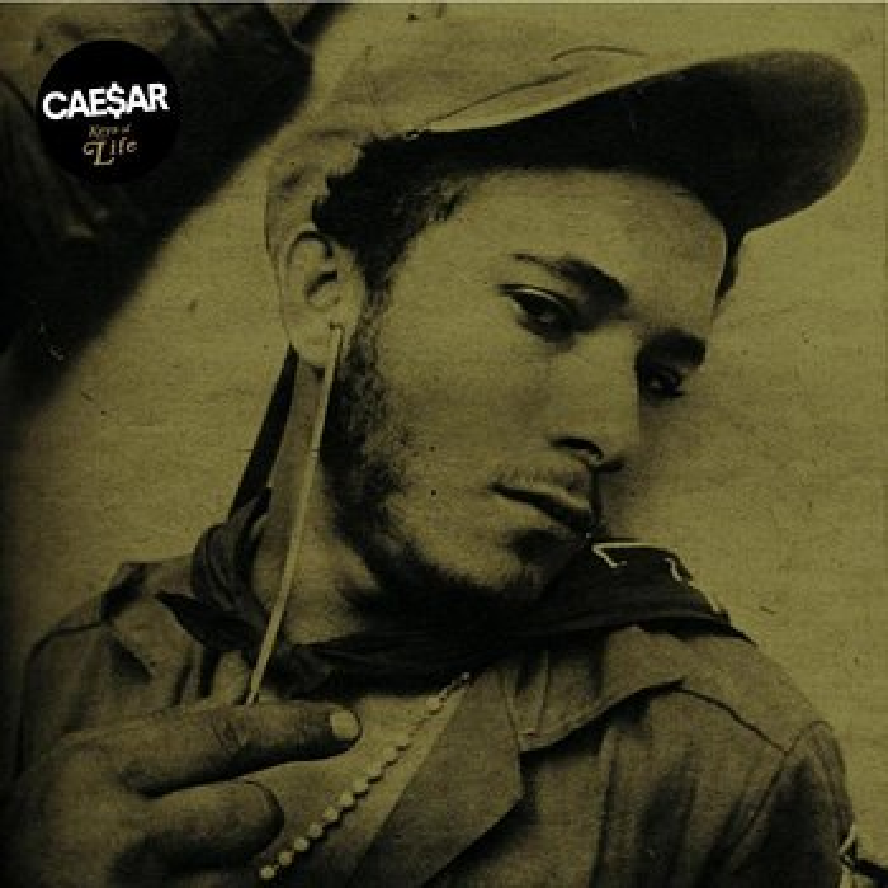 Cover art - Caesar: Cae$ar