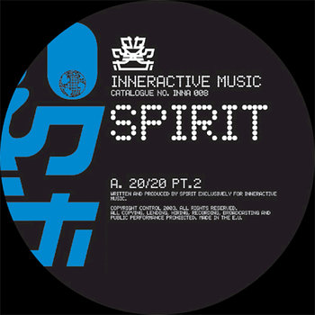 Cover art - Spirit: 20/20 Pt. 2 / Memories Revisited
