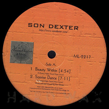 Cover art - Son Dexter: Beauty Within