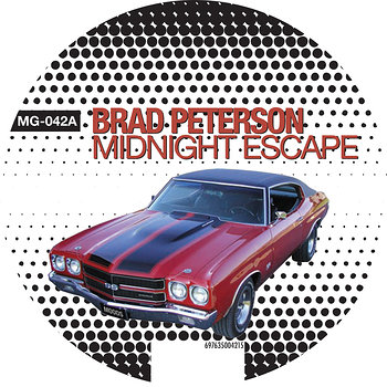 Cover art - Brad Peterson: Midnight Escape