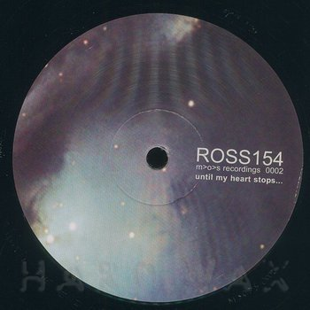 Cover art - Ross 154: Until My Heart Stops