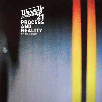 Cover art - Oscar Mulero: Process And Reality