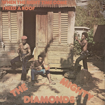 Cover art - The Mighty Diamonds: I Need A Roof