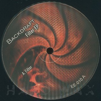 Cover art - Backdraft: Filter EP