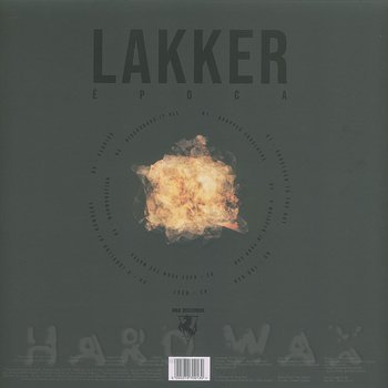 Cover art - Lakker: Época