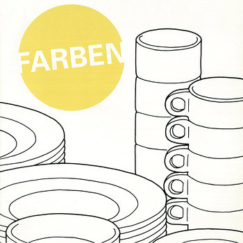 Cover art - Farben: pres. The Presets The Sampling Matters EP